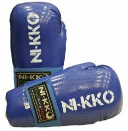Nikko Hand blauw