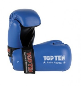 TopTen Pointfighter blauw