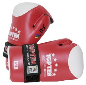 TopTen Suoperfighter 3000 Rood