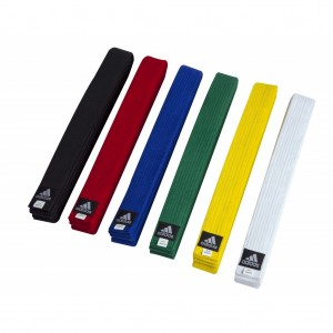 gekleurde belts